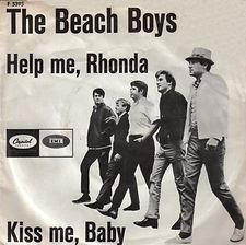 Beach Boys Help Me Rhonda Denmark