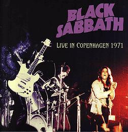 Black Sabbath - Live n Copenhagen November 1971 - Bootleg