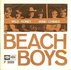 Beach Boys Wild Honey Sweden