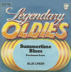 Blue Cheer Summertime Blues Germany