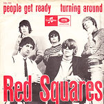 Red Squares - In collection - Can be swapped