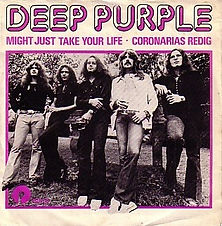 Deep Purple Might Just Take Your Life Sweden