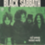 Black Sabbath - Evil Woman / Wicked World - Norway - Vertigo  6059 002 - 1970