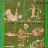 Black Sabbath - Wheels Of Confusion / Tomorrow's Dream / Snowblind - Thailand - IT IT-012 - 197?- side 1