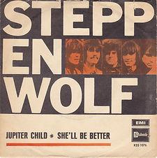 Steppenwolf Jupiter Child Sweden