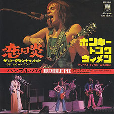 Humble Pie Get Down To It Japan