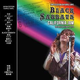Black Sabbath California Jam