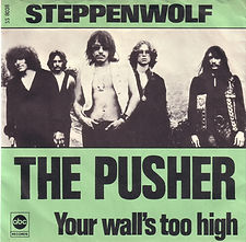 Steppenwolf The Pusher Denmark