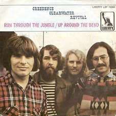 CCR Up Around The Bend NOR