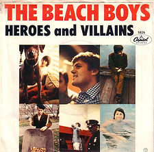 Beach Boys Heroes And Villains Denmark