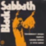 Black Sabbath - Tomorrow's Dream / Laguna Sunrise / Changes / St.Vitus Dance - Brasil - Vertigo 6276 008- 1973