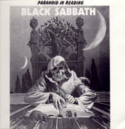 Black Sabbath - Paranoid In Reading - LP - Bootleg