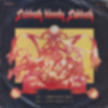 Black Sabbath - Sabbath Bloody Sabbath / Killing Yourself To Live - Thailand - Royalsound  TKR 148  - 197? - Front