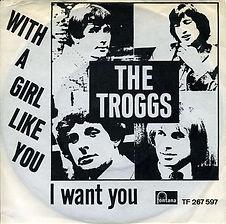 Troggs With A Girl Like You Denmark