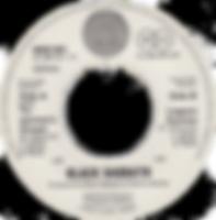 Black Sabbath - Tomorrow's Dream / Laguna Sunrise - Germany -Vertigo 6059 061- 1972 - Side 2 - Copyright Control
