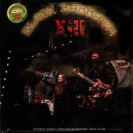 Black Sabbath - XIII - LP - Bootleg