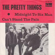 Pretty Things Midnight To Six Man Sweden