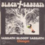 Black Sabbath - Sabbath Bloody Sabbath / Changes - Italy - Vertigo 6165 100- 1973 - Back
