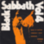 Black Sabbath - Wheels Of Confusion / Tomorrow's Dream / Snowblind  - Thailand - IT IT-012 - 197? - Front