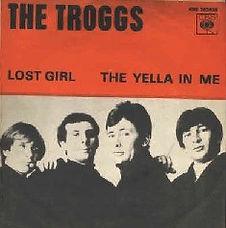 Troggs Lost Girl Sweden