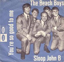 Beach Boys Sloop John B Denmark