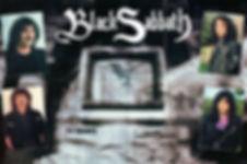Black Sabbath - TV Crimes Poster sleeve