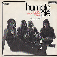 Humble Pie The Sad Bag Of Shaky Jake Germany