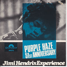 Jimi Hendrix Purple Haze Norway