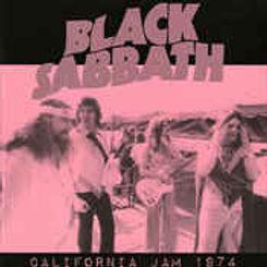 Black Sabbath  - California Jam 1974 - LP - Bootleg
