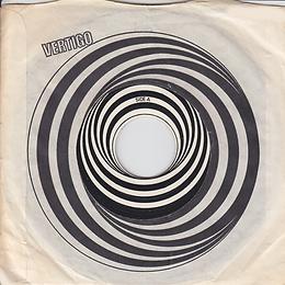 Black Sabath - Tomorrow's Dram / Laguna Sunrise - UK - Vertigo 6059 061- 1972