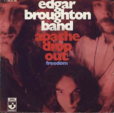 Edgar Broughton Band Apache Drop Out Germany