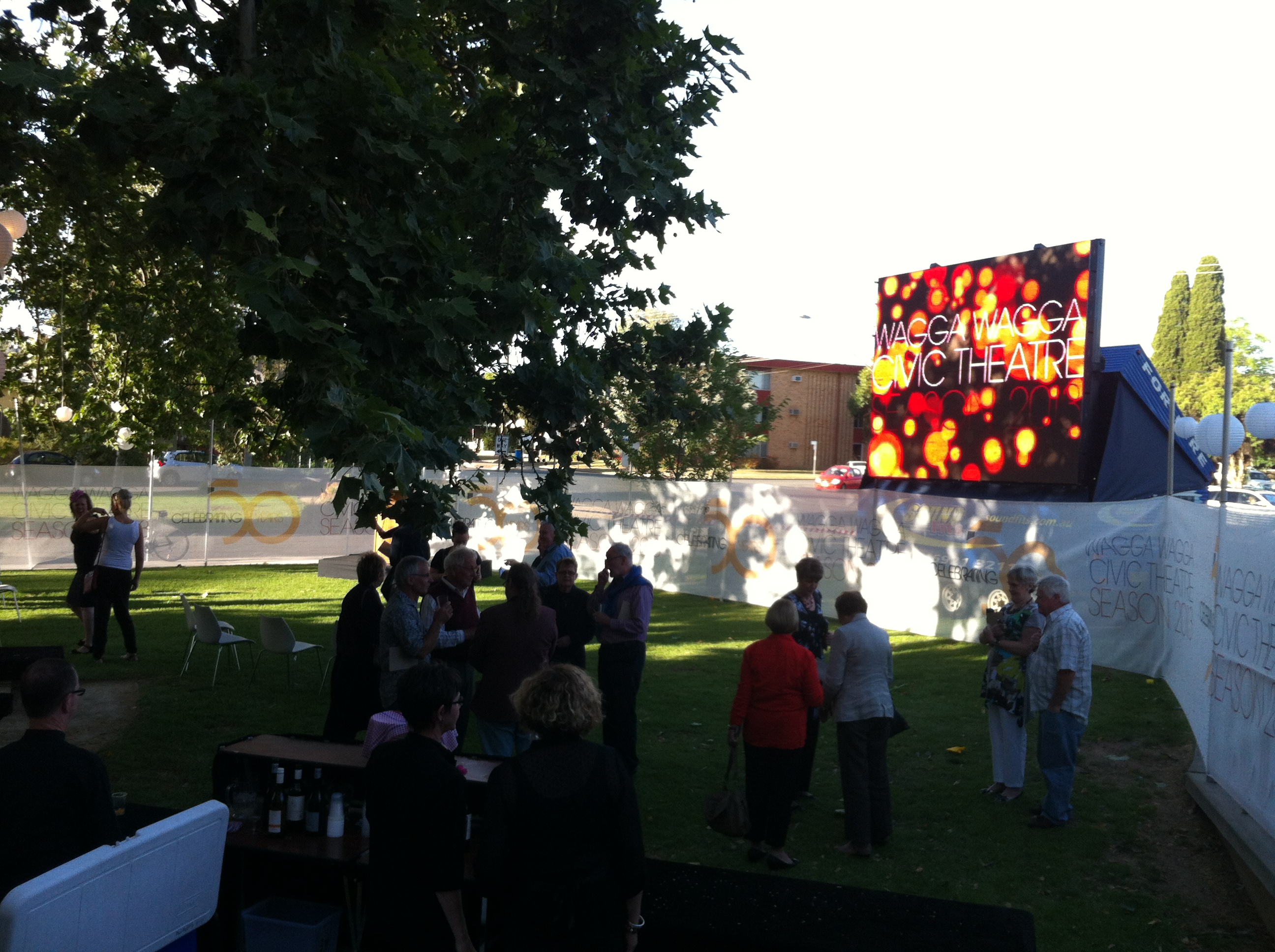 Wagga Civic Theatre Season Launch
