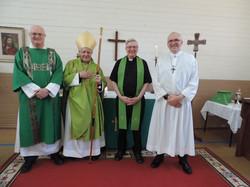 Bishop David Robarts (2019)