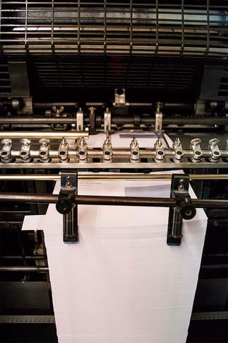 Stampa delle buste