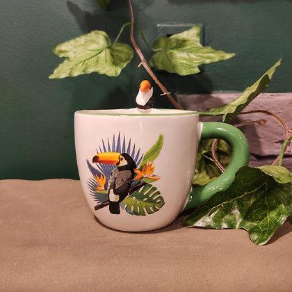 Mug Toucans