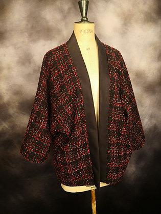 Kimono tweed