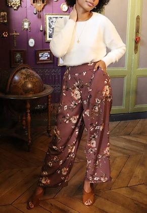 Pantalon Etienne chinese pink
