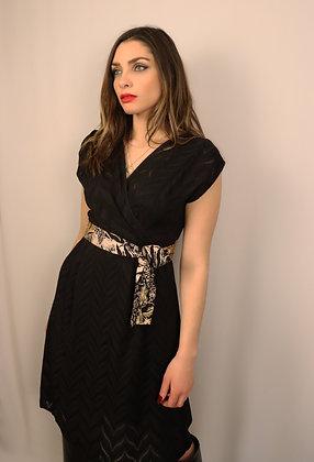 Robe Catherine noire