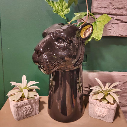 Vase Panthère céramique