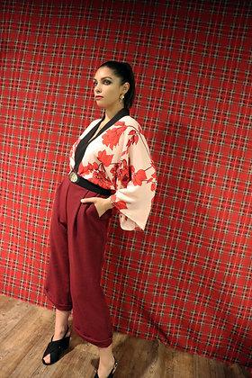 Kimono blackroses