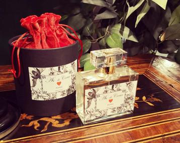 Parfum eau de Carreaux