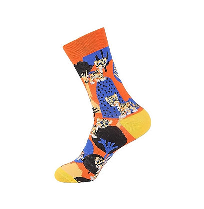Chaussettes baby tigers