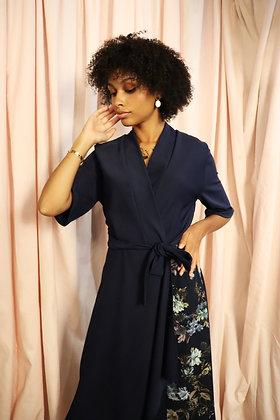 Robe Antonia chinese blue