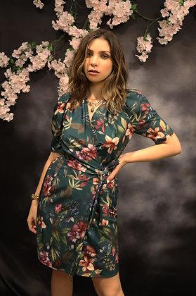 Robe Suzanne fleurs