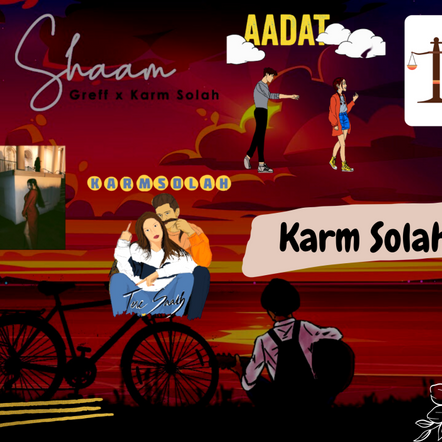 IN CONVERSATION WITH KARM SOLAH