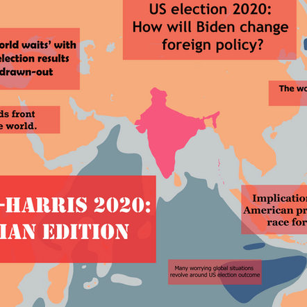 BIDEN-HARRIS 2020: INDIAN EDITION
