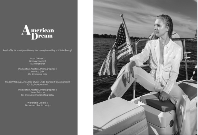 Edith Magazine  November 2019  Issue No. 27, pgs. 36-39  American Dream by Steve Selman