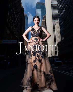 Campaign for Janique by K Fall 2019