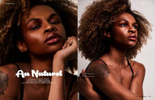 Ashley Rose Nicolas for Elléments Magazine