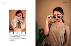 Rachel Norman & Gabriella Bavaro for Picton Magazine